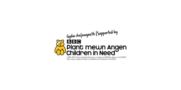 Your Space is Supported by Children in Need