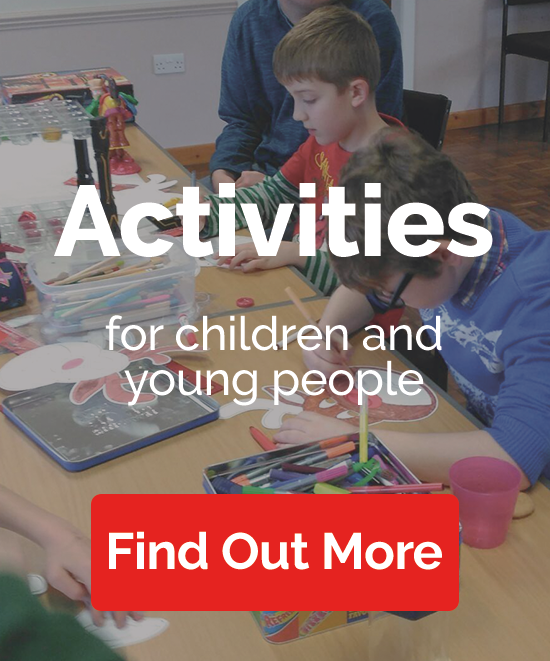 Find out about the activities offered by Your Space for children on the autistic spectrum